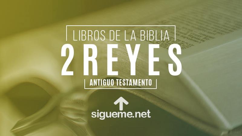 2 REYES, personaje biblico del Antiguo testamento