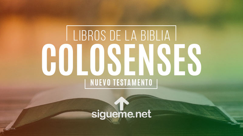 COLOSENSES, personaje biblico del Nuevo testamento