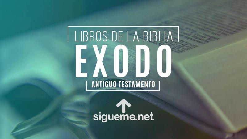 EXODO | Libro de la Biblia | Comentario Biblico