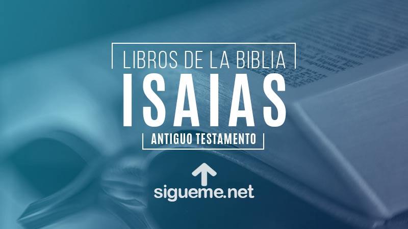 ISAIAS | Libro de la Biblia | Comentario Biblico