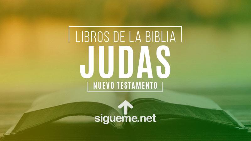 JUDAS | Libro de la Biblia | Comentario Biblico