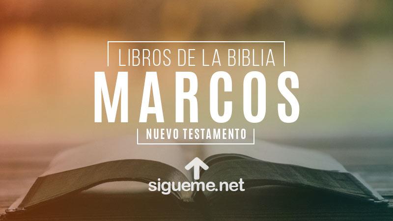 MARCOS | Libro de la Biblia | Comentario Biblico