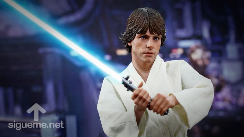 Luke Skywalker, El Mito de la Fuerza Impersonal