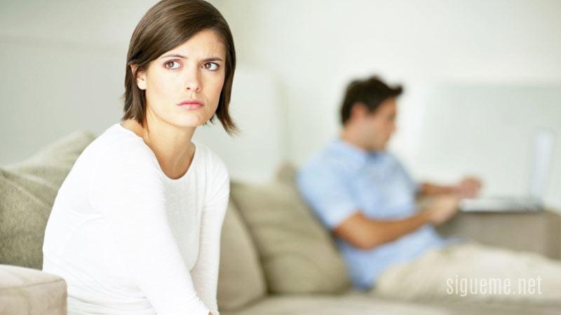 Matrimonio Joven en Crisis