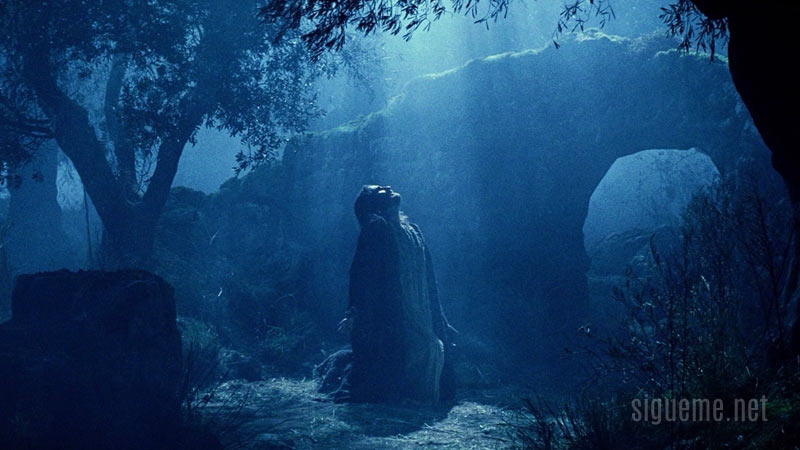 Oracion de Jesus en el huerto