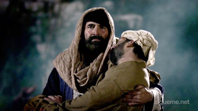 La parabola del Buen Samaritano nos enseña a servir al projimo