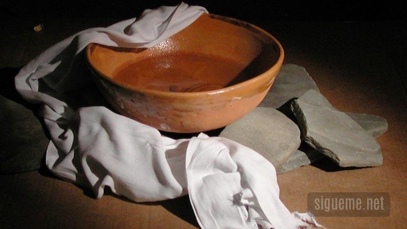Concepto de humildad y servicio al projimo