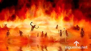 El infierno, morada eterna del pecador