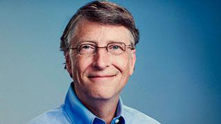 Bill Gates fundador de Microsoft