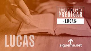 Bosquejo biblico para predicar Lucas 1:46-55, Gozo Santo