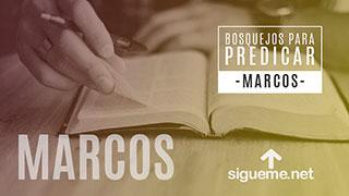 Bosquejo biblico para predicar Marcos 1:9-15, Siete Pasos en la Vida Consagrada