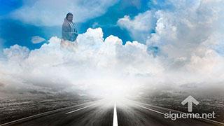 imagen de Camino al cielo, hacia la eternidad con Dios