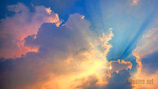 Los cielos cuentan la gloria de Dios, Y el firmamento anuncia la obra de sus manos