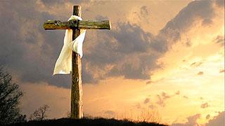 La cruz donde murio Jesus