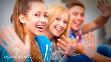 Juegos y Dinamicas para que los jóvenes se den a conocer