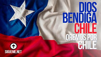 Dios bendiga Chile