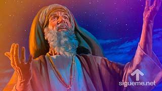 Dios promete un hijo a Abraham en el encinar de Mamre