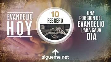 Evangelio Hoy El Evangelio Del Dia
