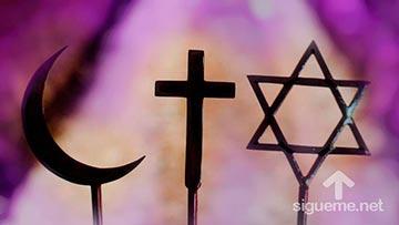 Imgen de las diferentes religiones