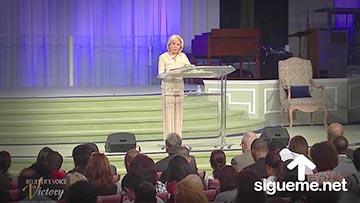 Gloria Copeland predica sobre la oración diaria