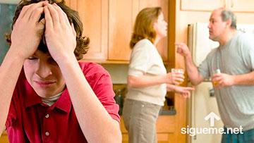 Las víctimas más vulnerables de la inestabilidad de la familia son los hijos