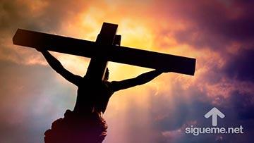 Jesús en la Cruz demuestra el amor de Dios