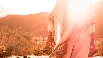 Jesus la luz del mundo