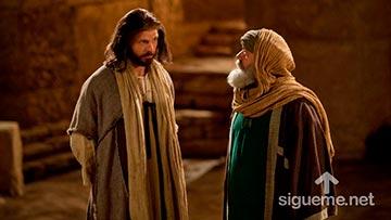 Había un hombre de los fariseos que se llamaba Nicodemo, un principal entre los judíos. Este vino a Jesús de noche