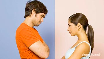 Diferencias de roles en la pareja