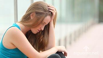 La fuerza que nos viene de Dios es un escudo contra la depresión.