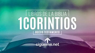 1 CORINTIOS, personaje biblico del Nuevo testamento