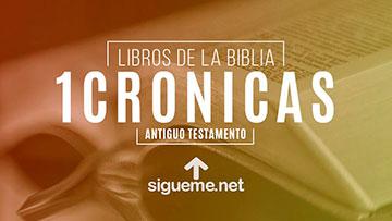 1 CRONICAS, personaje biblico del Antiguo testamento
