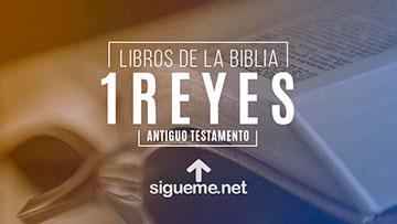 1 REYES, personaje biblico del Antiguo testamento