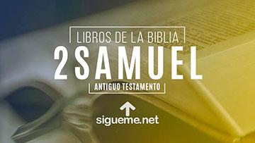 2 SAMUEL, personaje biblico del Antiguo testamento