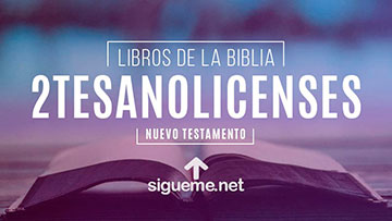 2 TESALONICENSES, personaje biblico del Nuevo testamento