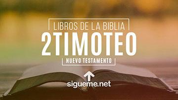 2 TIMOTEO, personaje biblico del Nuevo testamento