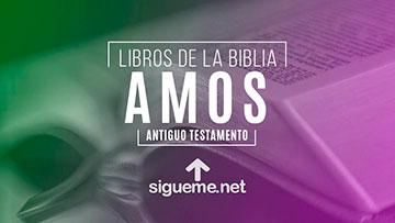 AMOS, personaje biblico del Antiguo testamento