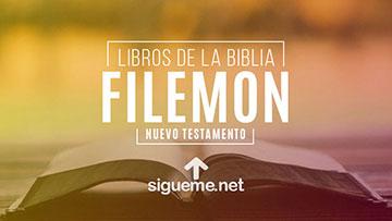 FILEMON, personaje biblico del Nuevo testamento