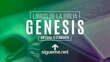 GENESIS libro de la Biblia del Antiguo Testamento