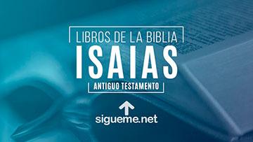 ISAIAS, personaje biblico del Antiguo testamento