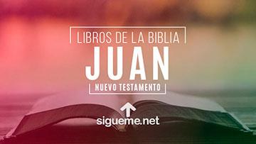 JUAN, personaje biblico del Nuevo testamento
