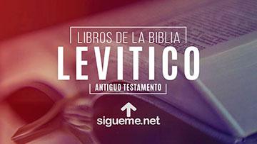LEVITICO, personaje biblico del Antiguo testamento
