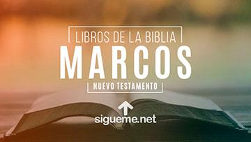 MARCOS, personaje biblico del Nuevo testamento
