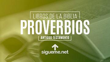 PROVERBIOS, personaje biblico del Antiguo testamento