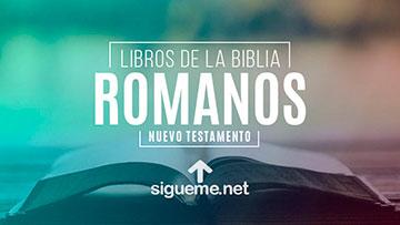 ROMANOS, personaje biblico del Nuevo testamento