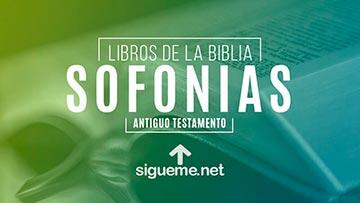 SOFONIAS, personaje biblico del Antiguo testamento