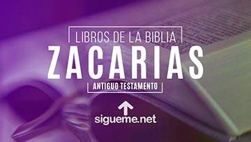 ZACARIAS, personaje biblico del Antiguo testamento