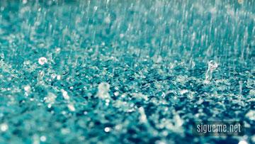Lluvias de Gracia, lluvias de Dios
