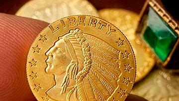 Moneda de un cuarto de dolar