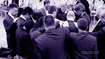 Oración por los Ancianos de la Iglesia